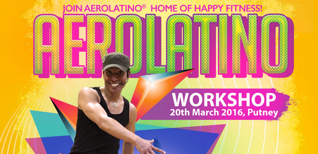 Aerolatino Fitness workshop